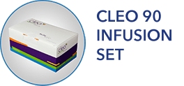 cleo-90-infusion-set