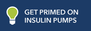 get primed on insulin pumps